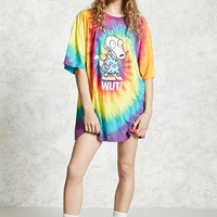 Rocko Cartoon Tie-Dye Tee