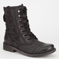 Roxy Croswell Womens Boots Black  In Sizes