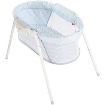 Fisher-Price Stow 'N Go Bassinet - Walmart.com