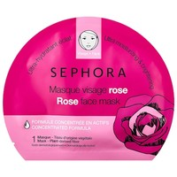 Face Mask - Rose - Moisturizing - SEPHORA COLLECTION | Sephora