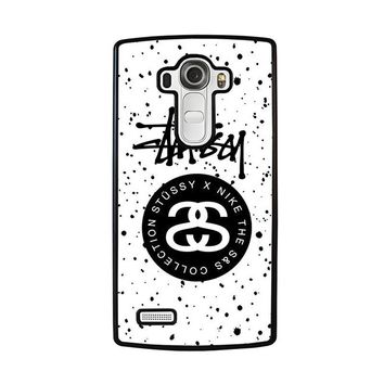 STUSSY COLLECTION LG G4 Case Cover