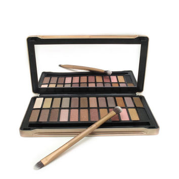 NEW Naked 4 Makeup Eye shadow Palette 24 colors with NK 4