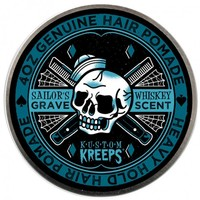 Kustom Kreeps Sailors Grave Heavy Hold Hair Pomade Product Quiff Mens