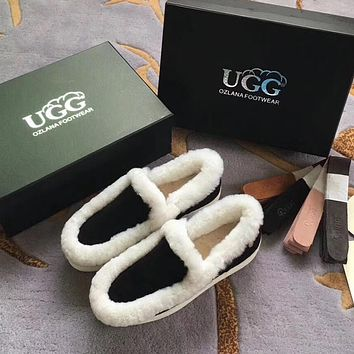UGG Women Casual Flats Shoes