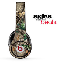Traditional Camo V2 Skin for the Beats by Dre Studio, Solo, MIXR, Pro or Wireless Version Headphones