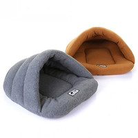 Hot  Dog Supplies Warm Sleeping Pet House For Small Dogs XS.S,M,L Size Dog Sofa Bed Free Shipping