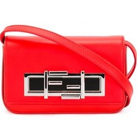 Fendi Micro '3baguette' Cross Body Bag - Stefania Mode - Farfetch.com