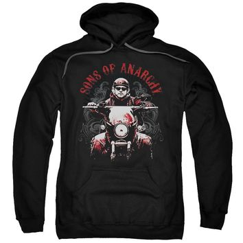 Sons Of Anarchy - Ride On Adult Pull Over Hoodie