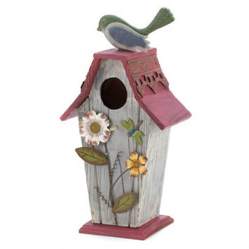 Garden Cottage Birdhouse