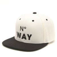 Married to the Mob No Way Snapback Hat at PacSun.com