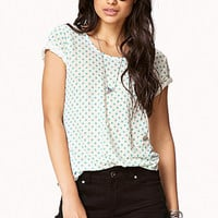 Standout Polka Dot Top