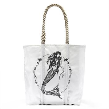 Mermaid Sea Bag Tote