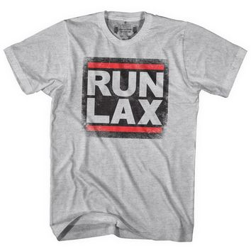 RUN LAX Lacrosse T-shirt