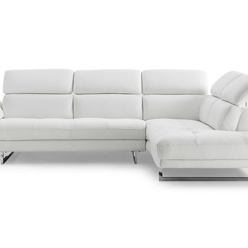 Pandora Sectional chaise on left when facing