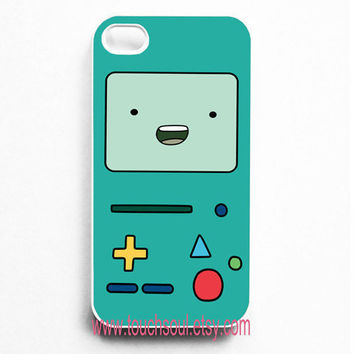 BMO Beemo Adventure Time iPhone 4 Case, iPhone 4s Case, iPhone 4 Hard Case, iPhone Case