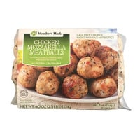 Member's Mark Chicken Mozzarella Meatballs (2.5 lb.)
