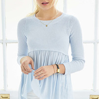 Kimchi Blue Babydoll Sweater - Urban Outfitters