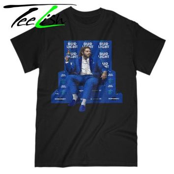 Posty bud light throne shirt