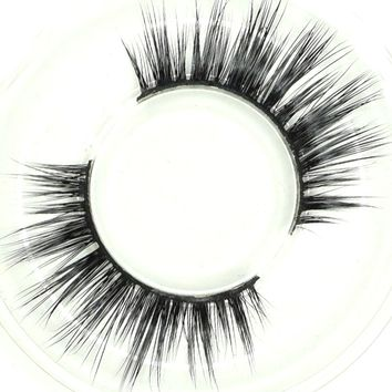 'Iza' Black Mink Lashes
