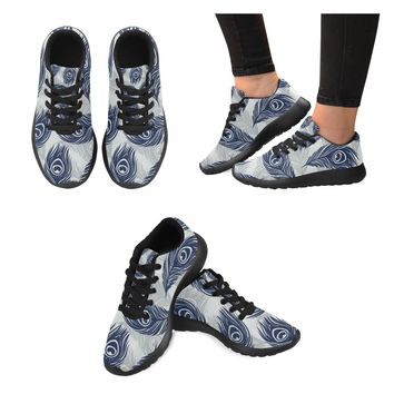 Feathers Peacock Women's Running Shoes