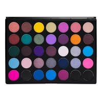 35 Colour Smokey Eye Shadow Palette (35S) by Morphe Brushes
