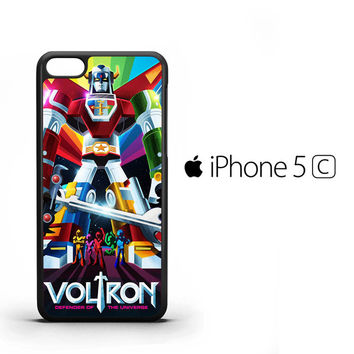 voltron commission Y2011 iPhone 5C Case