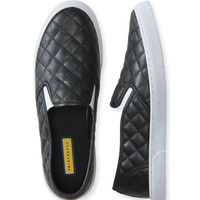 Prince & Fox Quilted Deck Shoe
