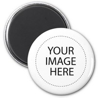 Create Your Own Custom Photo 2¼ Inch Round Magnet