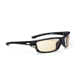 Optic Nerve Pipeline PM Sunglasses, Matte Black, PhotoMatic Brown2Brown