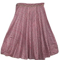 Bohemian Long Skirt Pink Printed Hippie Vogue Fashion Maxi Skirts: Amazon.ca: Clothing & Accessories