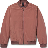 COS - Peached-Shell Bomber Jacket