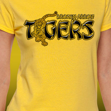 Broken Arrow Tigers Taipeh T-Shirt