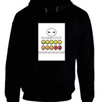 Big Hero 6 On A Scale Hoodie