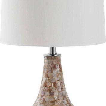 kobe shell table lamp  number 1
