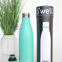Turquoise Blue 17 oz Swell