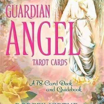 Guardian Angel Tarot Cards TCR CRDS/P