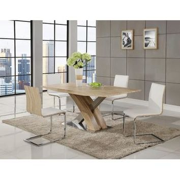 Global Furniture Dining Table Sonoma Paper Table Only