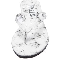 Marble Sandals