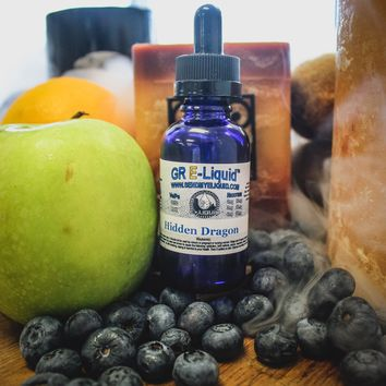 """Hidden Dragon"" Vape Juice"