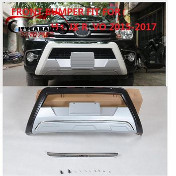 CITYCARAUTO FRONT EXTERIOR BUMPER COVER CAR ACCESSORIES FIT FOR HILUX REVO PICKUP CAR 2015-2017
