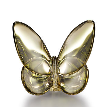 Golden Lucky Butterfly - Baccarat