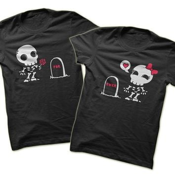 For Ever Couples Shirts