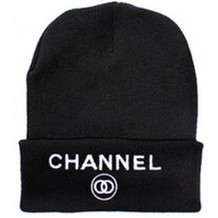 SSUR  Channel Beanie (Black)