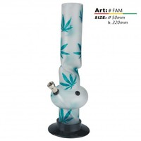 Glass Bongs onlinse Australia | Acrylic bong 39 - Bongs