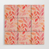 Pink Please Wood Wall Art by allisone