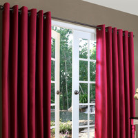 Thermalogic Weathermate Solid Cotton Window Treatment Collection