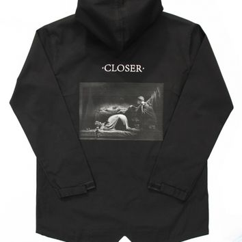 Closer Fishtail Parka - Agora Clothing