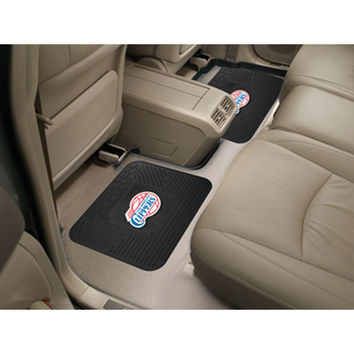 Los Angeles Clippers NBA Utility Mat (14x17)(2 Pack)