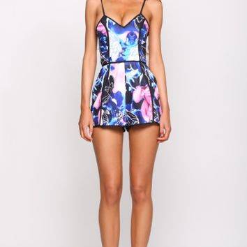 HelloMolly | Hit The Road Playsuit - Dresses