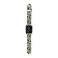 "Bruce Stanfield ""South Africa"" Multicolor Apple Watch Strap"